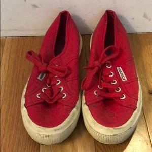 Red Supergas gently used